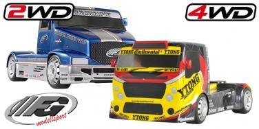 Race Trucks
