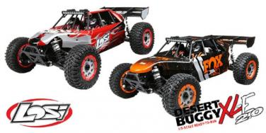 Desert Buggy XL-E 2.0