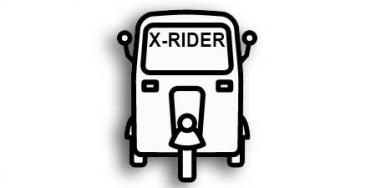 X-Rider Flamingo