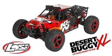 Desert Buggy XL & E