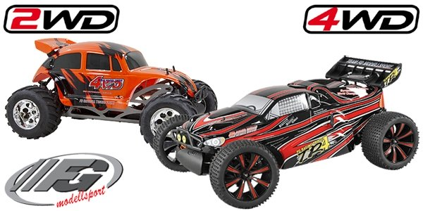 Elektro 2WD & 4WD
