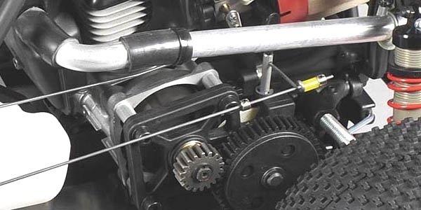 Motor-Aandrijving
