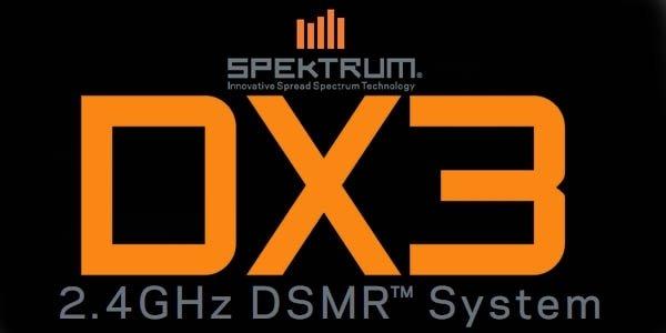 Spektrum DX3