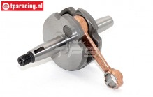 BWS57060 Crank shaft BWS Racing, (S28 mm), 1 pc