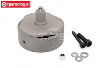 TPS0729 Nitrated Clutch Bell, (HPI-ROVAN), 1 pc