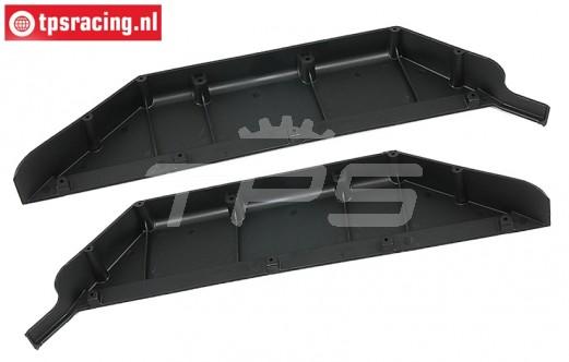 BWS51040/02 Chassis zij bescherming links-rechts, BWS-LOSI, Set