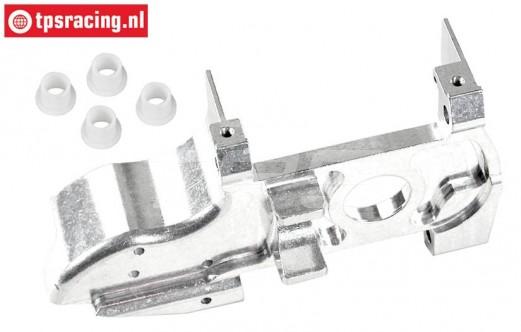 FG66251/05 Aluminium Voor as behuizing 1/6 4WD rechts, 1 st.