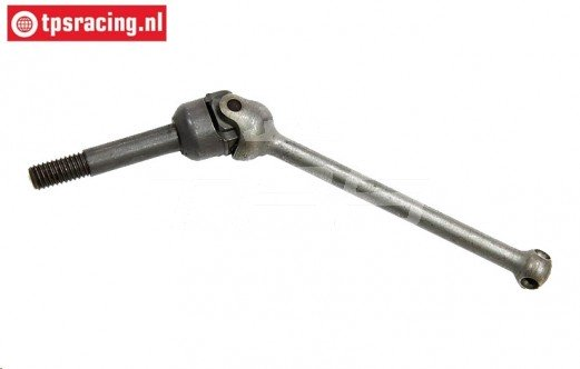 FG66275 Cardan as voor 4WD 1/6 M6-L100 mm, 1 st.