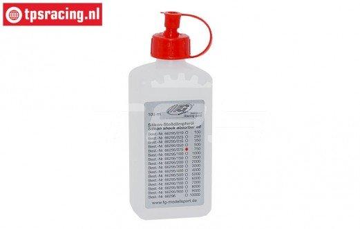 FG66295/075 Siliconen olie FG750, 100 ml, 1 St.