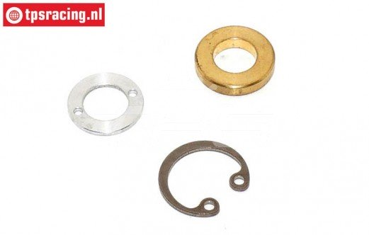 FG9440/08 Magura hoofd rem cilinder ringen, Set
