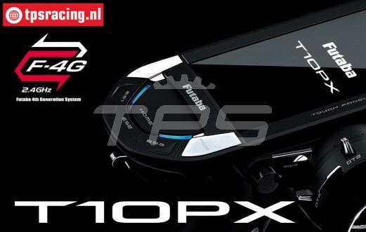Futaba T10PX High-End Zender, Set