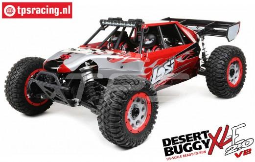 LOS05020V2T2 LOSI DBXL- E 2.0 V2 LOSI 4WD SMART RTR