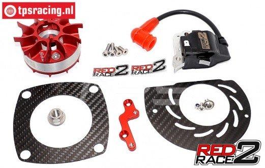 TPS® RedRace2 V2 ontsteking Off-Road, Set