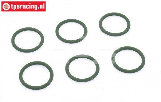 SAM2270 Samba O-ring Ø20-D2,5 mm, 6 st.