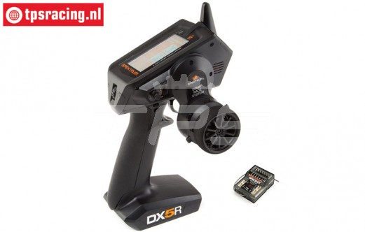 SPM5000 Spektrum DX5R-SR6000T, Set