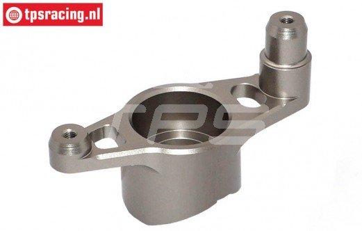 LOS351012 Aluminium Servo-saver arm dubbel 5IVE-T 2.0, 1 st
