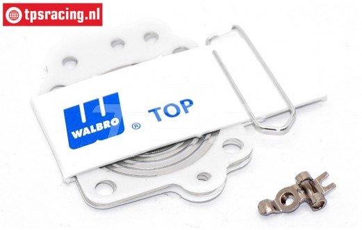 Walbro K3-WYTA Spiraal Diafragma, Set