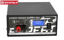 R01020 Voeding 220-12 Volt- 20 Ampère, 1 st.