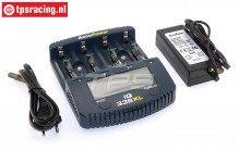 AP33930 Accupower IQ338XL lader 220 volt, Set