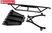 BWS59044/01 Voor bumper-Chassis beschermer BWS-LOSI, set