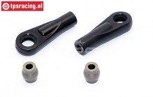 BWS51037/02 Kogel kop met kogel BWS-LOSI, Set