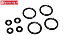 FG6093 Schokdemper O-ring, Set
