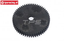 TPS85432 Versterkt Nylon Tandwiel, 57T, 1 st.