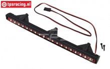LOS251063 LOSI SR-Rey LED Licht bar voor, Set