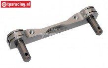 LOS351013 Aluminium rol kooi bevestiging achter LOSI-BWS, 1 st.