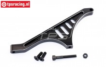 TPS7050/04 Aluminium Chassis strip achter LOSI-BWS, 1 st.