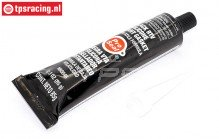 TPS0313/10 Pro-Seal zwart vloeibaar siliconen rubber 85 gr, 1 St.