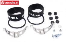SAM7110 Samba montage kit Ø50 mm, Set