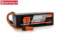 SPMX50003S100H5 3S Smart LiPo accu Hard Case 5000 mHa-100C, 1 st.