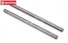 TLR354000 TLR 5IVE-B Tuning Draagarm pen binnen, 2 st.