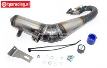 VRC8704 VRC Torque-S Big-Bore Tuning uitlaat LOSI-BWS-Rovan, Set