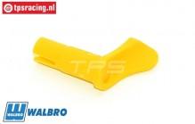 FG7379/38 Walbro choke klep hevel geel, 1 st.
