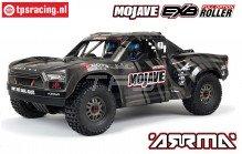 ARA7204 ARRMA 1/7 Mojave 4X4 EXB BASH ROLLER Zwart