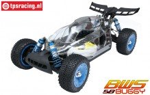 BWS-5B 4WD Buggy Roller