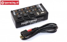 TPS5400 Multi Power Station met USB, 1 st.
