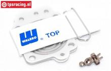 TPS0708 Walbro K3-WYTA Spiraal Diafragma, Set