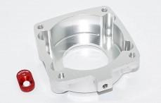 Area RC, motorflens Zenoah G320, (Zilver aluminium), Set