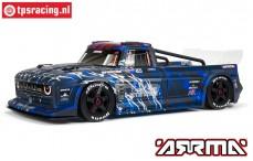 ARA7615V2T1 ARRMA INFRACTION 6S BLX-V2 Blauw