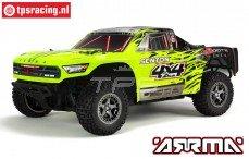 ARA102721T1 ARRMA 1/10 SENTON 3S Truck Groen