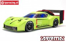 ARA4319V3BT1 VENDETTA 4X4 3S BLX Speed Bash Racer RTR, Gr.