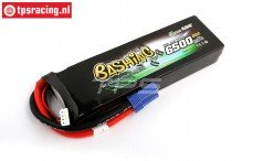 GA6500B Gens Ace Bashing 6500 mAH 11,1V 3S 60C, 1 st.