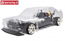 FG158059R BMW M3 E30 Sports-Line 4WD RTR
