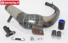 Booster Pipes, LOSI 5IVE-TB, Set