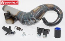 Booster Pipes, LOSI 5IVE-T, Set