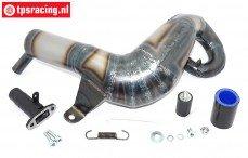 BOP8400 Booster Pipes LOSI DBXL, Set