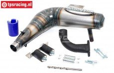 BOP8800 Booster Pipes, MCD W5, Set